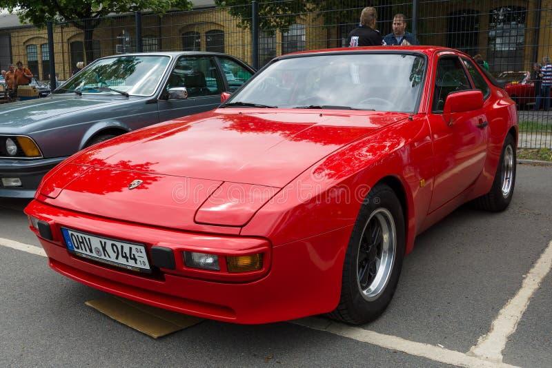 Sportauto Porsche 924 lizenzfreies stockbild