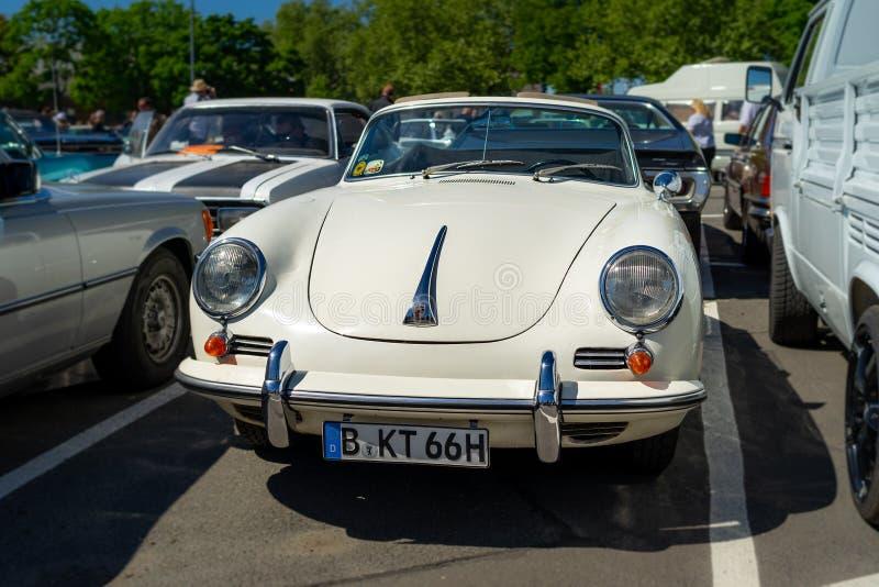 Sportauto Porsche 356B stockfotografie