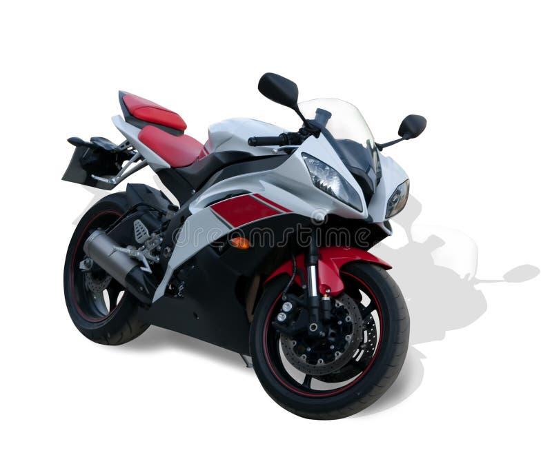Sportbike immagine stock