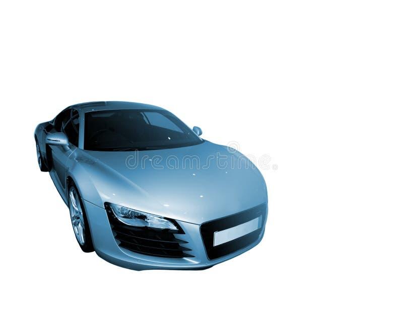 Sportcar royalty-vrije stock foto's