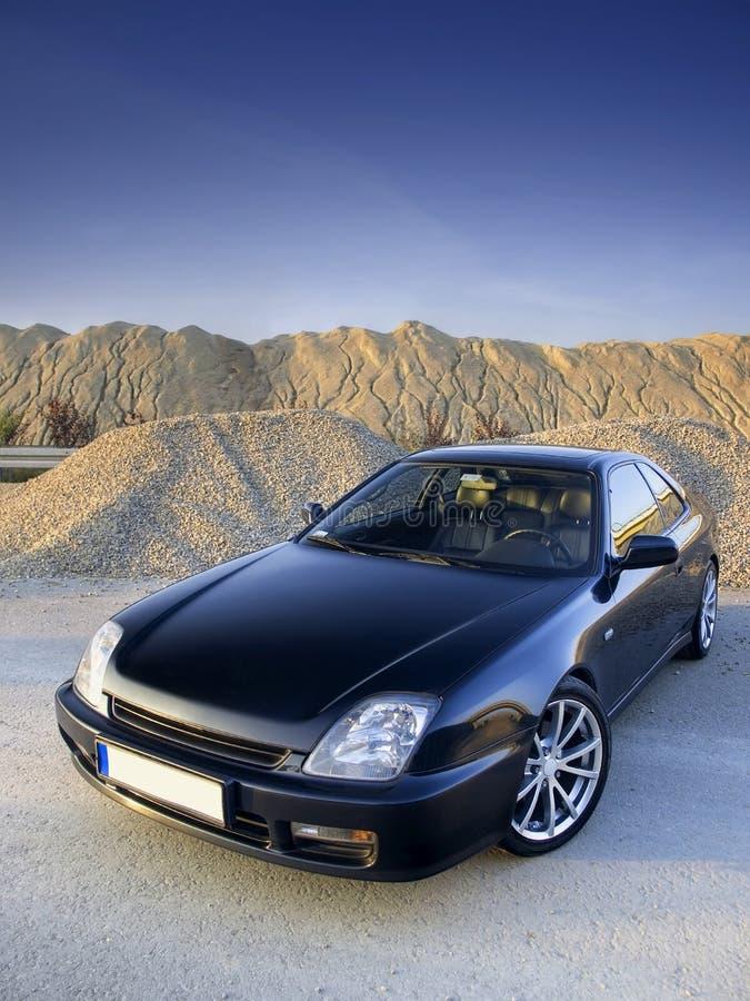 Sportcar stock foto's