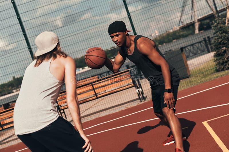 Sportenactiviteit stock fotografie