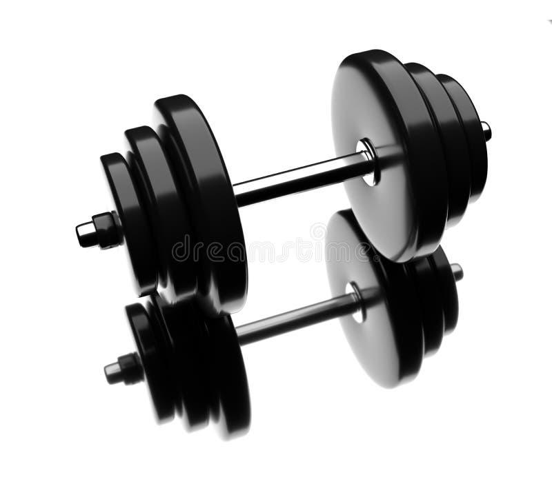 Sportendomoor vector illustratie