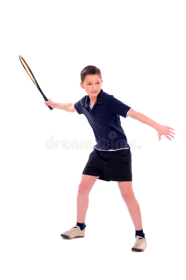 Sportenkinderen royalty-vrije stock afbeeldingen
