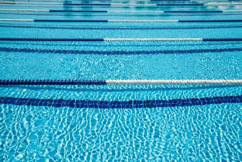 Sportenpool voor actieve sporten royalty-vrije stock fotografie