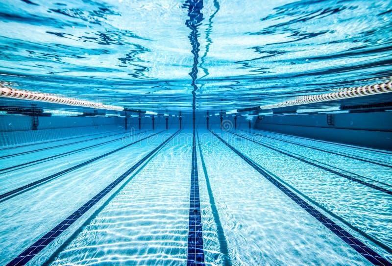 Sportenpool voor actieve sporten royalty-vrije stock foto