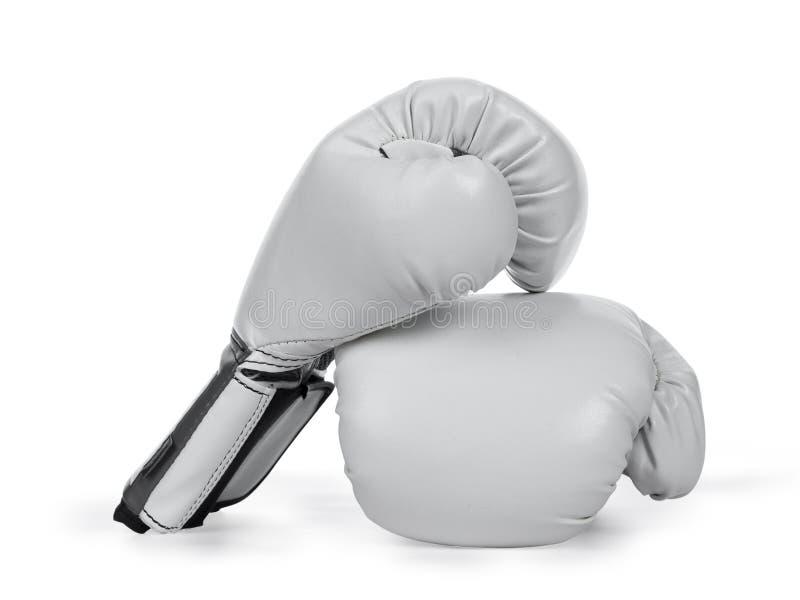 Sportgeräte mit weißem Hintergrund stockfotografie