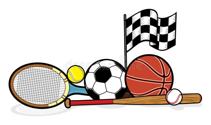 Download Sporting Equipment Royalty Free Stock Photos - Image: 33813208