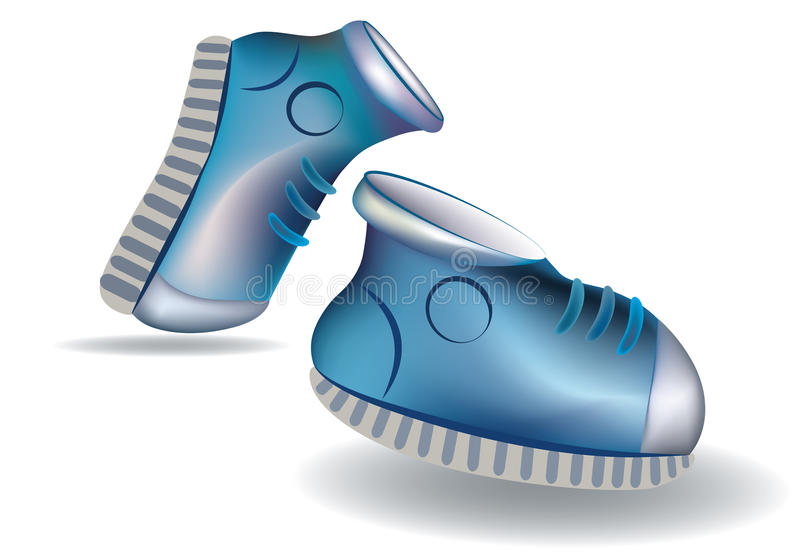 Download Sporting Shoe Royalty Free Stock Photo - Image: 17537015