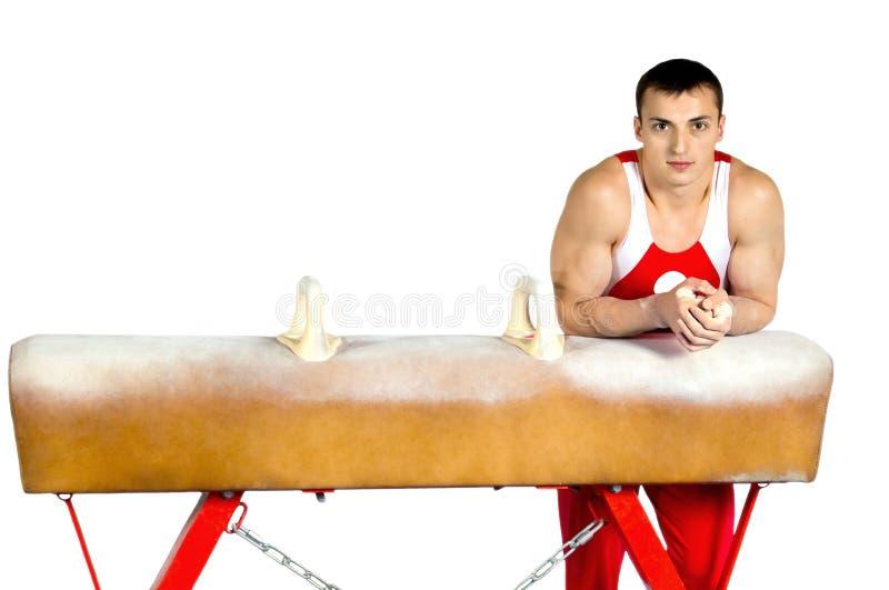 Sportler stockbilder