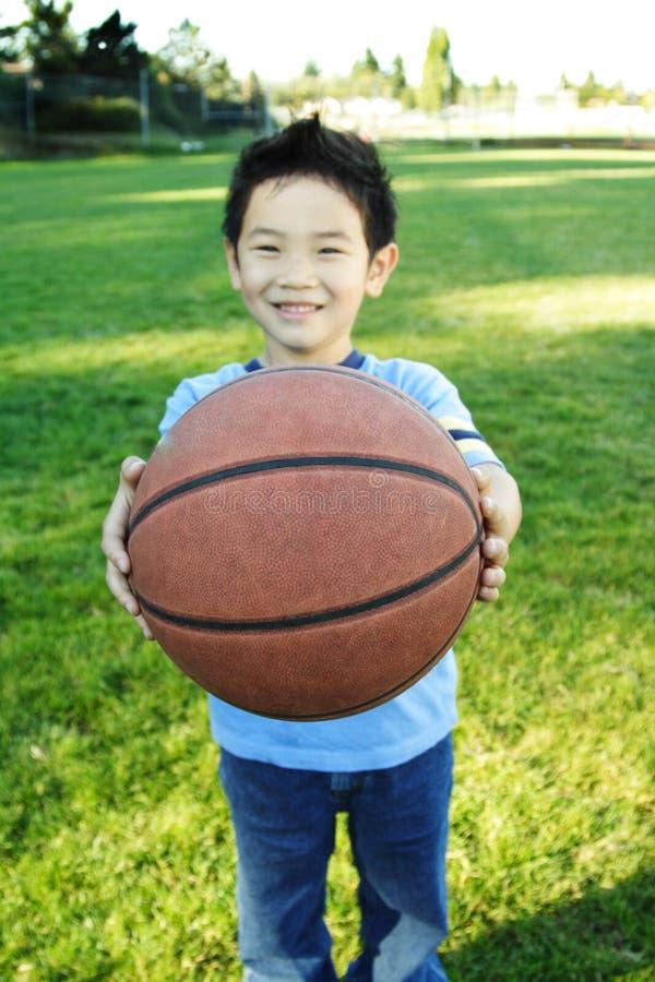 Sportlicher Junge lizenzfreie stockfotografie