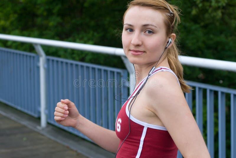 Sportmädchen Stockbilder