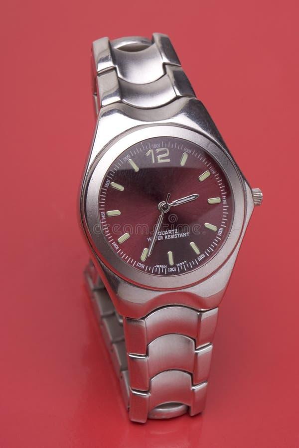 sportowy zegarek obrazy stock