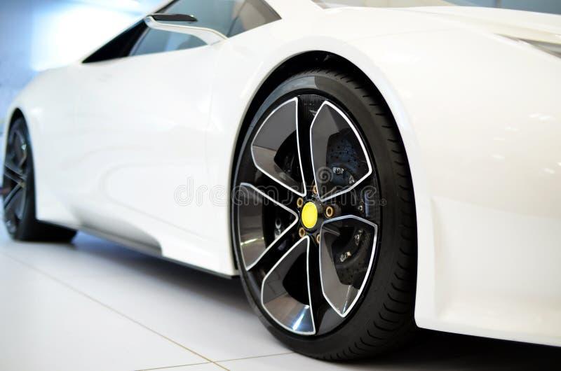 Sportrim dell'automobile fotografia stock