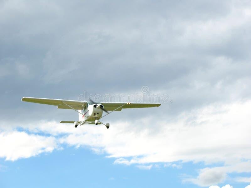 Sports airplane royalty free stock photos