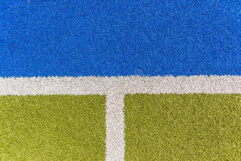 Sport Astro Turf Closeup Line royalty free stock photos