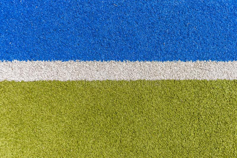 Sport Astro Turf Line royalty free stock images