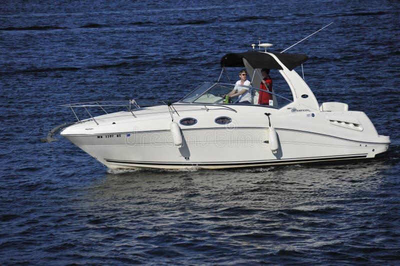 Sports Boat royalty free stock photos