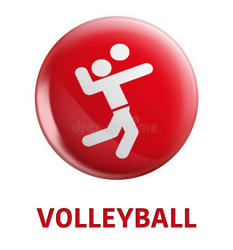 Sports branches and three dimensional logos. An activity involving physical exertion and skill in which an individual or team competes against another or others vector illustration