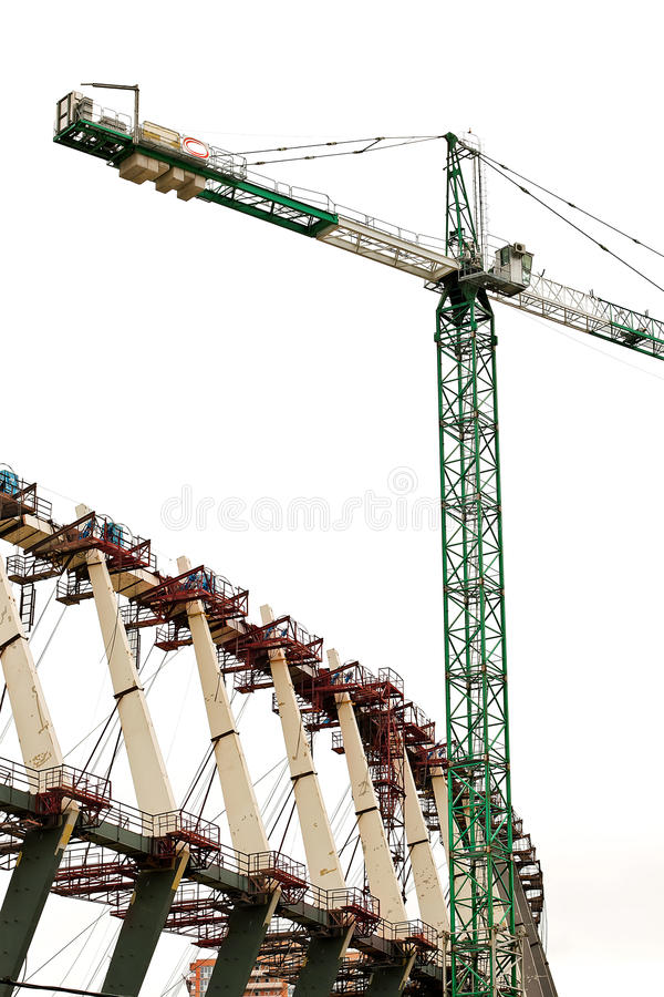 Download Sports Building Contruction Stock Image - Image: 22383459