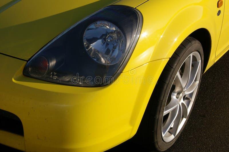 Sports Car 01 stock image