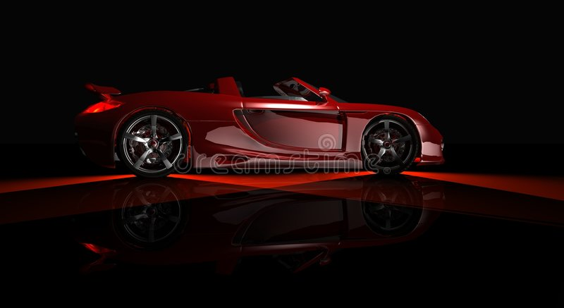 Download Sports Car Royalty Free Stock Photo - Image: 4724025