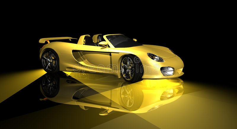 Download Sports car stock illustration. Image of jesse, mobile - 5984438