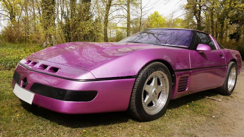 Sports Car Chevrolet Corvette royalty free stock photos