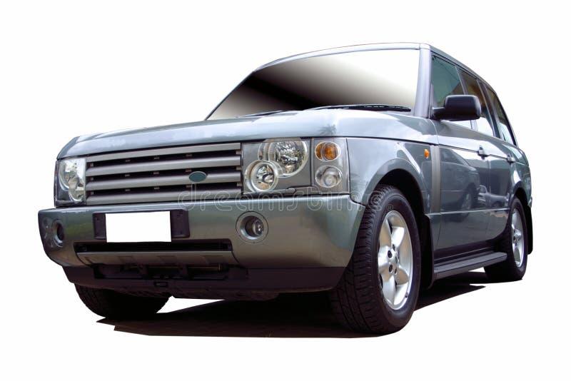 Sports car SUV royalty free stock photo