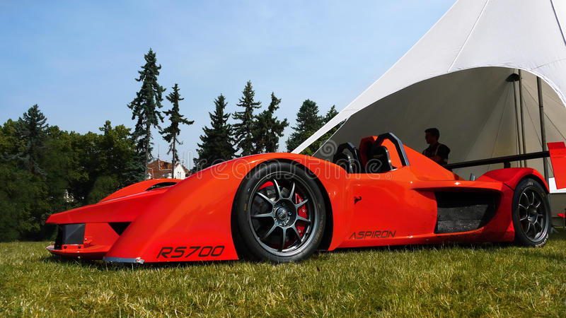 Sports Cars stock photography