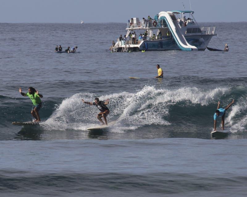 Sports d'océan images stock