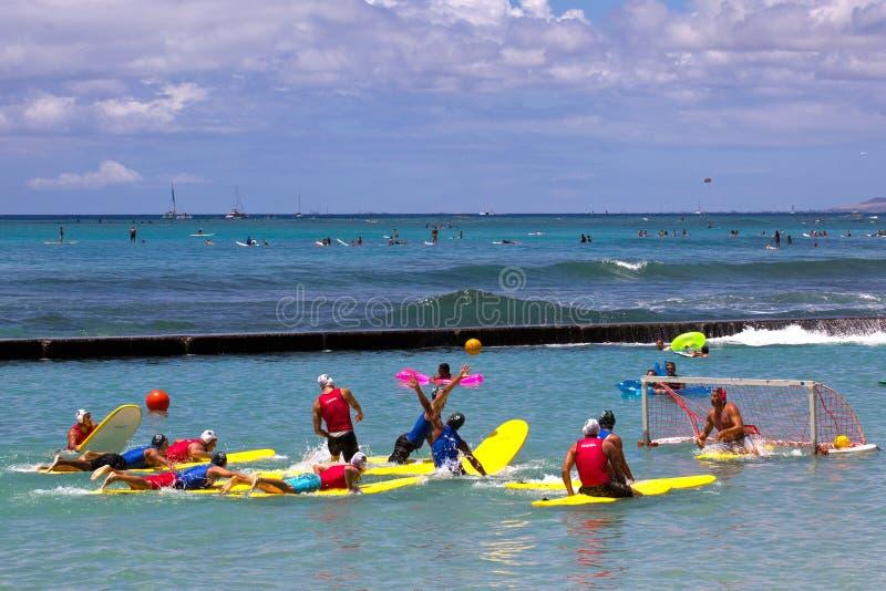 Sports d'océan photo libre de droits