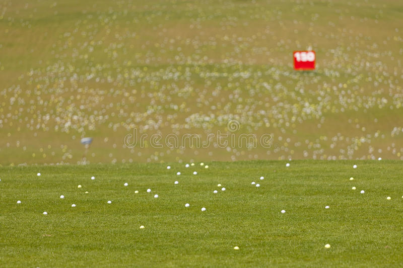 Sports de golf photo libre de droits