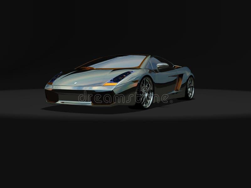 sports de véhicule illustration stock
