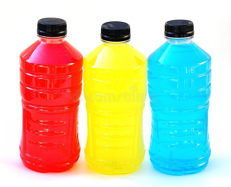 Download Sports Drinks stock image. Image of three, rush, medical - 26186025