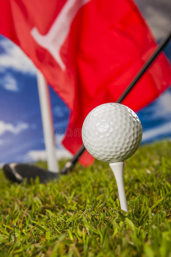 Download Sports equipment, golf stock image. Image of white, play - 34900179