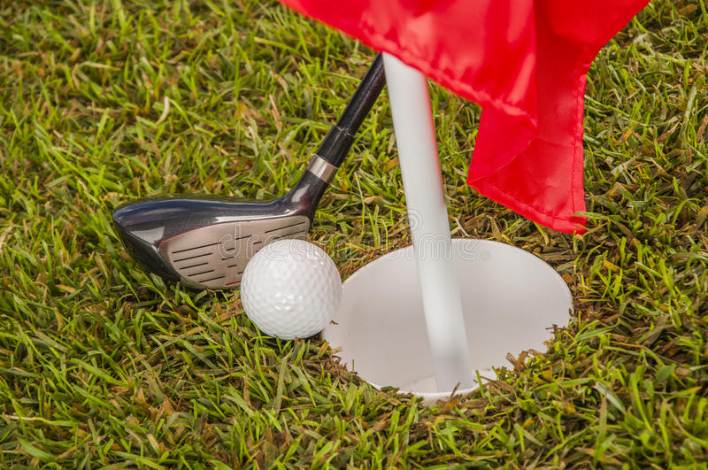 Download Sports Equipment, Golf Royalty Free Stock Images - Image: 34900229
