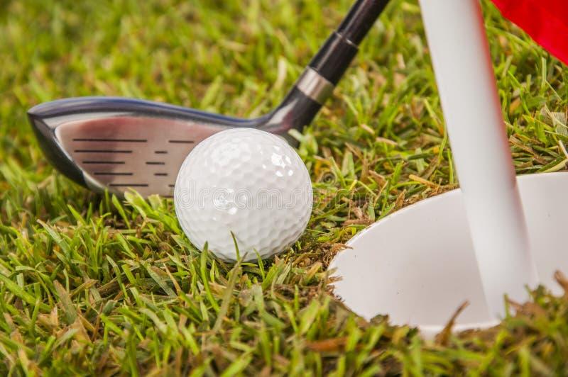 Sports Equipment, Golf Stock Photos