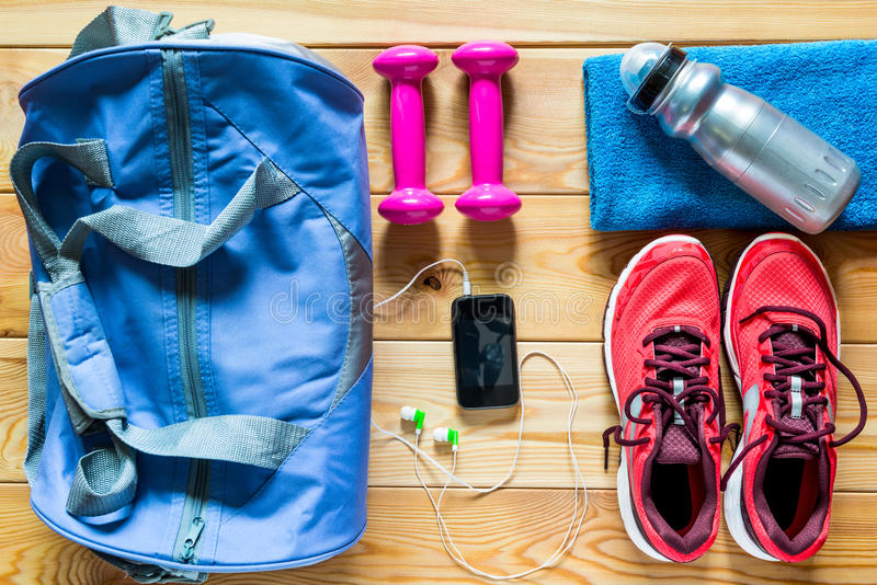 Download Sports Equipment Is Ready To Use Stock Photo - Image: 57300096