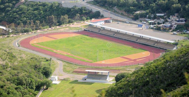 Sports Field stock photos