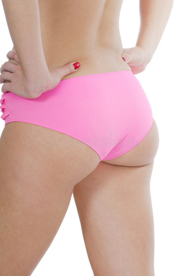 Download The sports girl in shorts stock image. Image of navel - 21260869