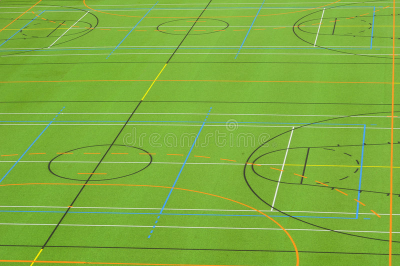 Download Sports ground stock photo. Image of pattern, field, playing - 8712308