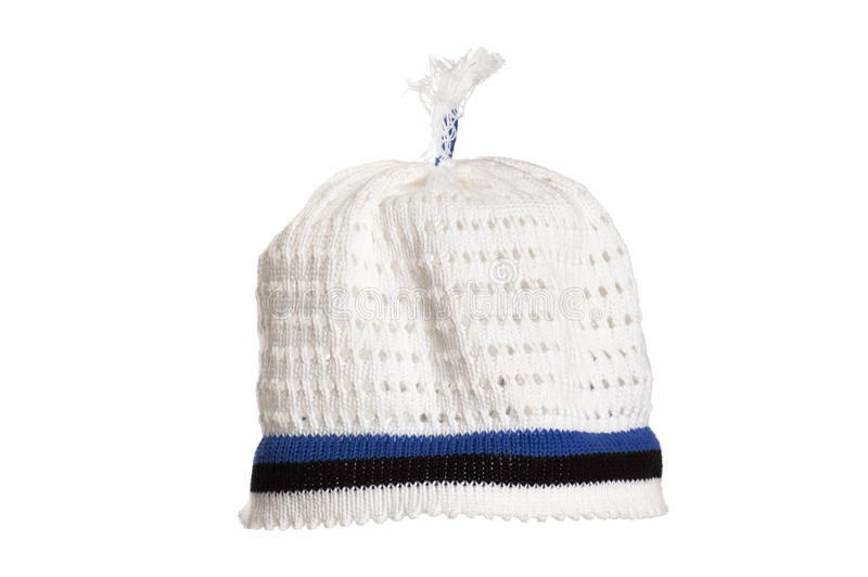 Download Sports knitted cap stock image. Image of fashion, autumn - 13373423