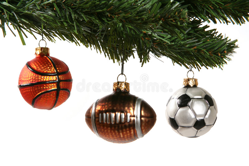 Download Sports Ornaments stock image. Image of decorate, seasonal - 1419313