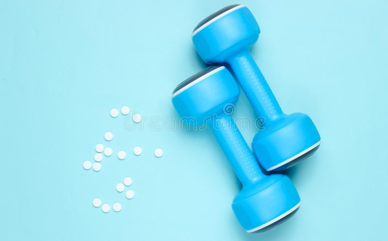 Sports Pharmacy royalty free stock images