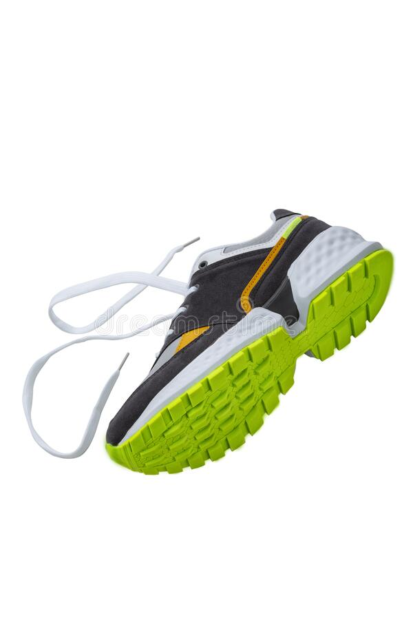 Free Sports Shoes, Sports Sneakers Isolated Royalty Free Stock Photo - 186798965