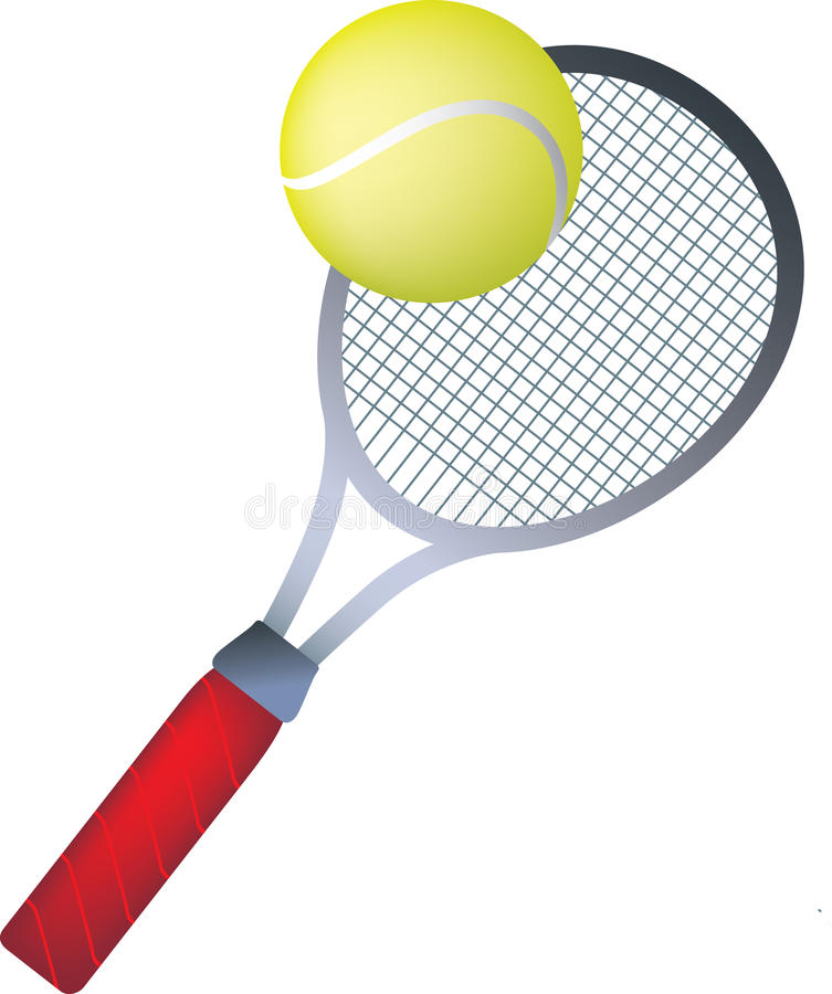 Download Sports silhouettes stock vector. Illustration of racket - 11542799