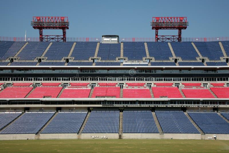 Sports stadium royalty free stock image