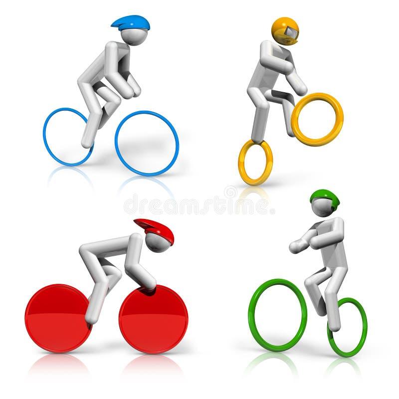 Download Sports Symbols Icons Series 5 Stock Illustration - Image: 24308097