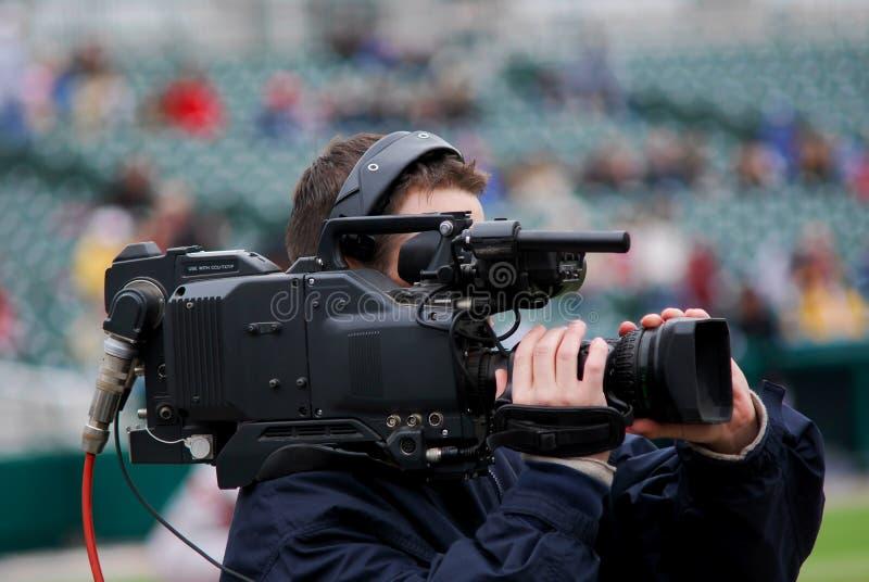 Sports Video stock photo